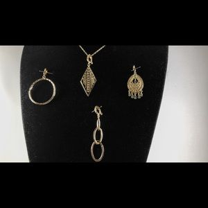 Joan Rivers Classic Collection 5 pc pendant set